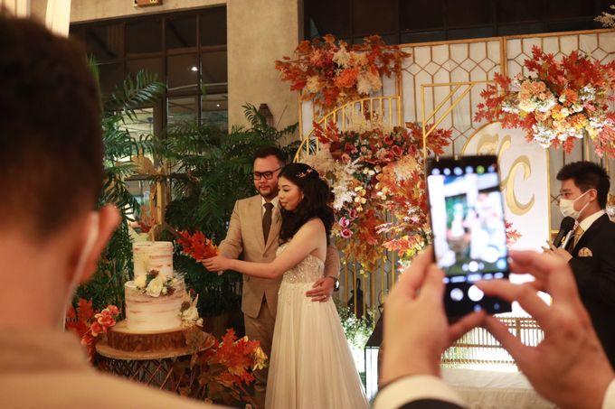 MC Wedding Intimate at Blue Jasmine Jakarta - Anthony Stevven by Anthony Stevven - 013