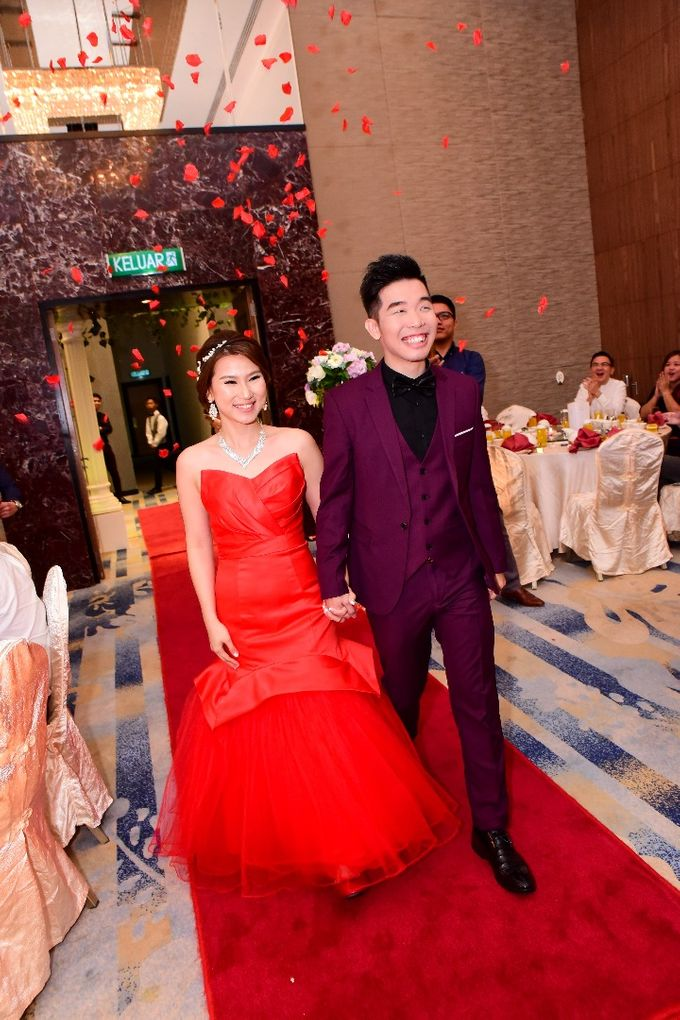 Jeffery & Christine Wedding by Lexis Suites Penang - 002