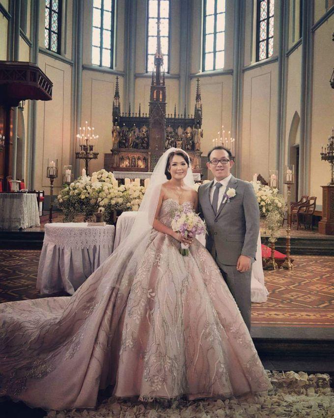 Wedding Felix & Silvi by Fenny Yang Wedding Planner - 004