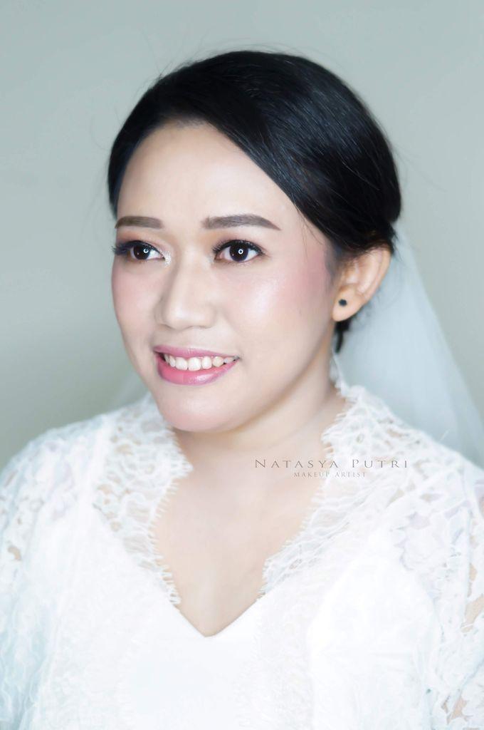 Bridal Makeup by Natasya Putri Makeup Artist - 007