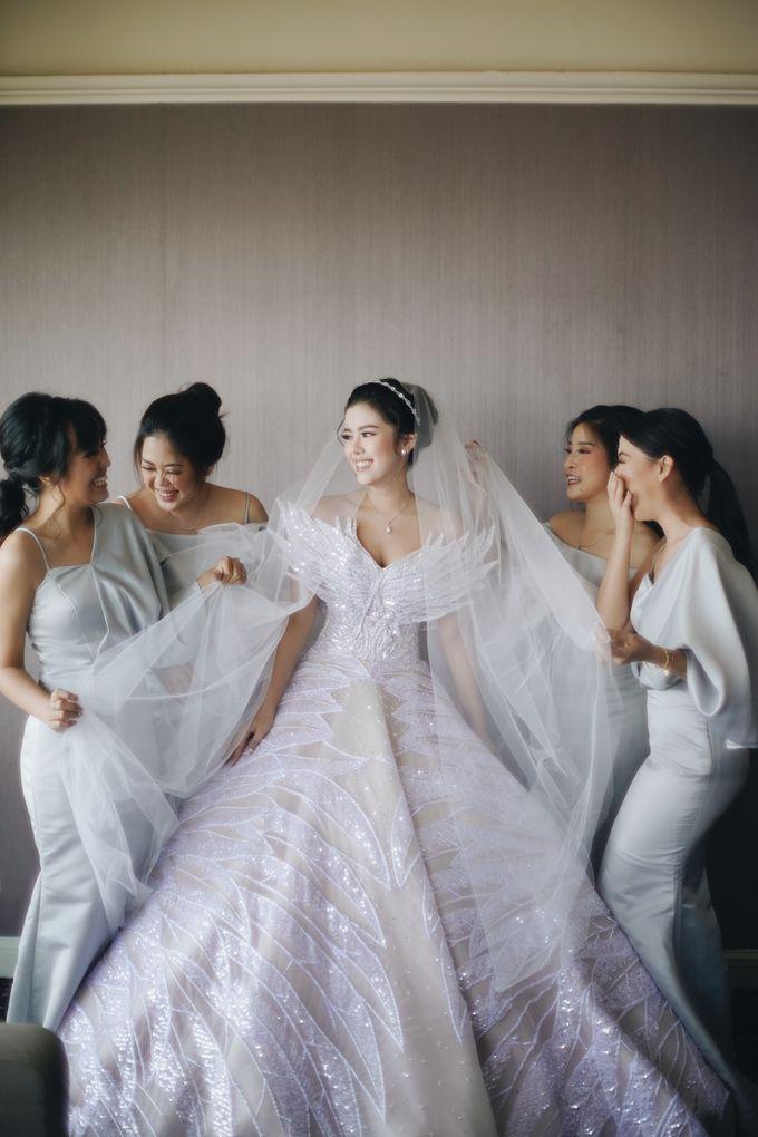 Wedding Day by Dicky - Raven Melisa by DONNY LIEM The Make Up Art - 016