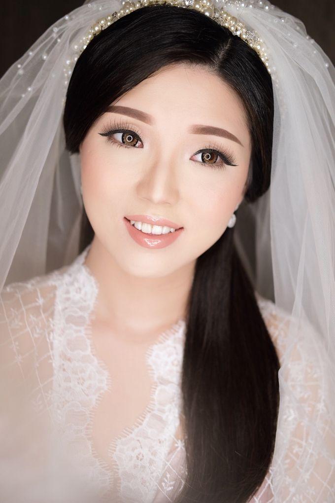 My Bride 2018 by VA Make Up Artist - 004