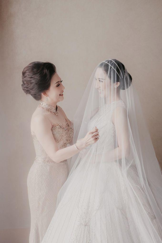 Herry & Yuliana by PRIVATE WEDDING ORGANIZER - 003