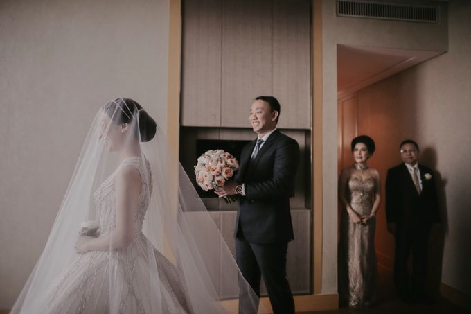 Herry & Yuliana by PRIVATE WEDDING ORGANIZER - 006