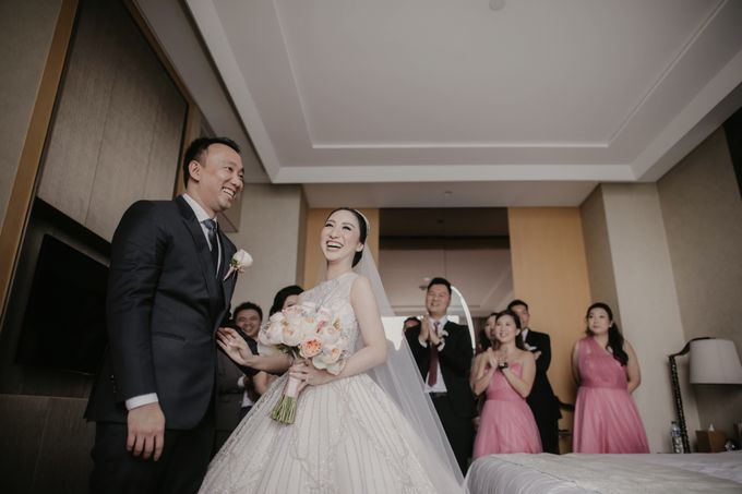 Herry & Yuliana by PRIVATE WEDDING ORGANIZER - 007