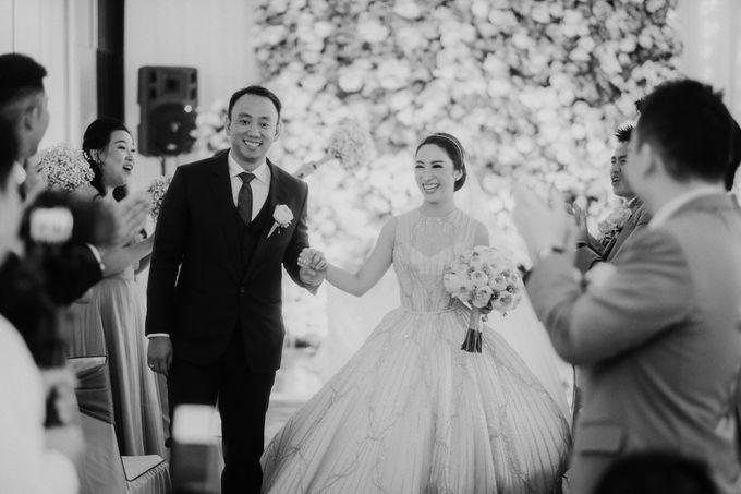 Herry & Yuliana by PRIVATE WEDDING ORGANIZER - 008