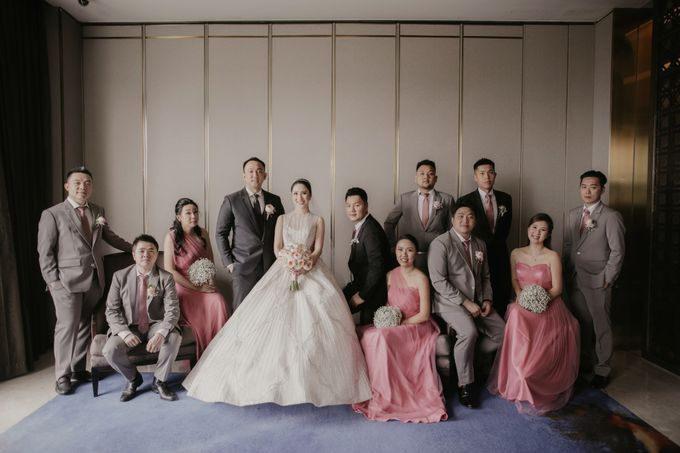 Herry & Yuliana by PRIVATE WEDDING ORGANIZER - 009