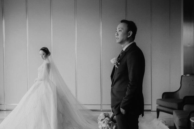 Herry & Yuliana by PRIVATE WEDDING ORGANIZER - 010