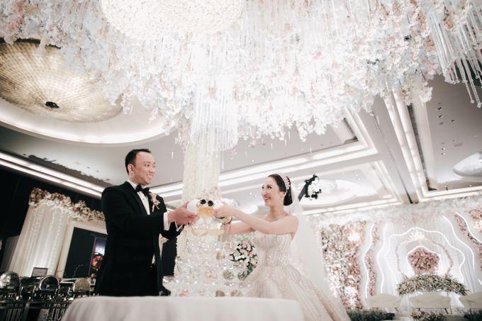 Herry & Yuliana by PRIVATE WEDDING ORGANIZER - 011