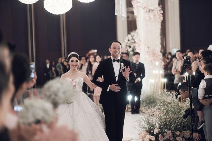 Herry & Yuliana by PRIVATE WEDDING ORGANIZER - 014