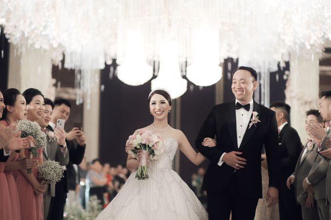 Herry & Yuliana by PRIVATE WEDDING ORGANIZER - 015