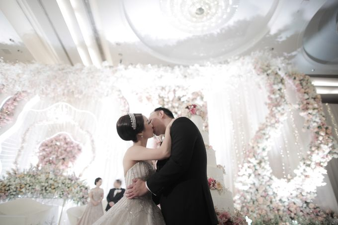 Herry & Yuliana by PRIVATE WEDDING ORGANIZER - 016