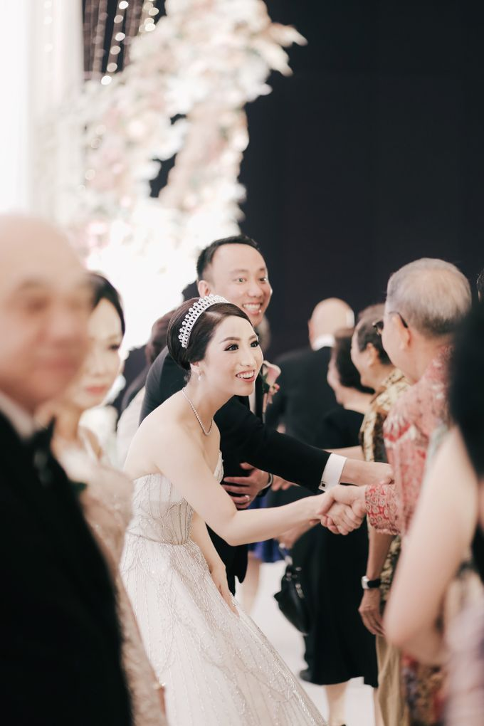 Herry & Yuliana by PRIVATE WEDDING ORGANIZER - 017