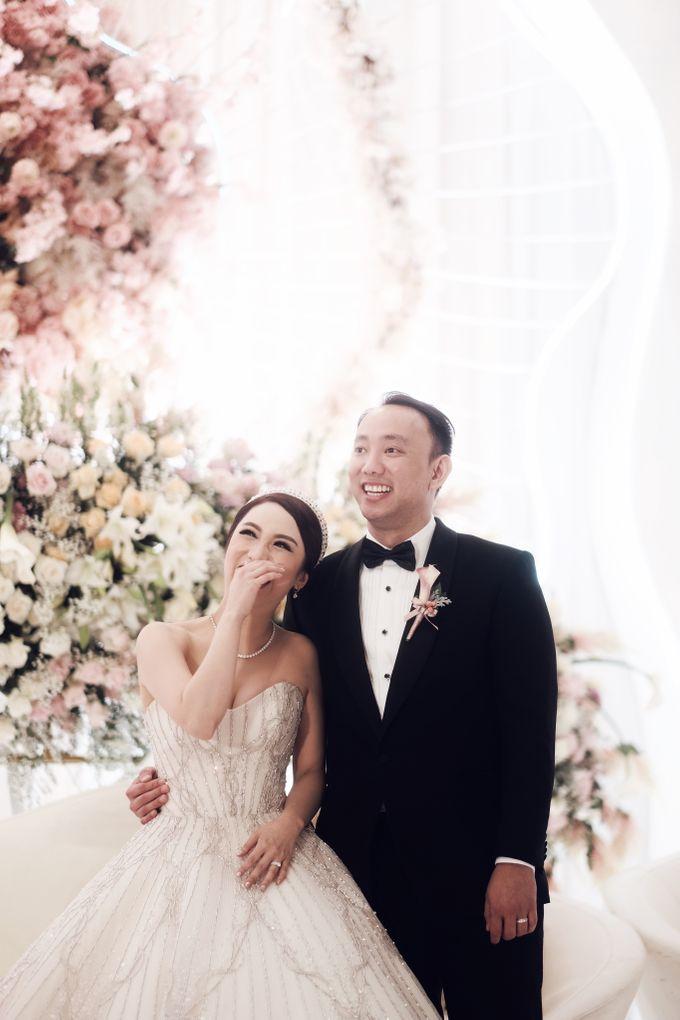 Herry & Yuliana by PRIVATE WEDDING ORGANIZER - 018