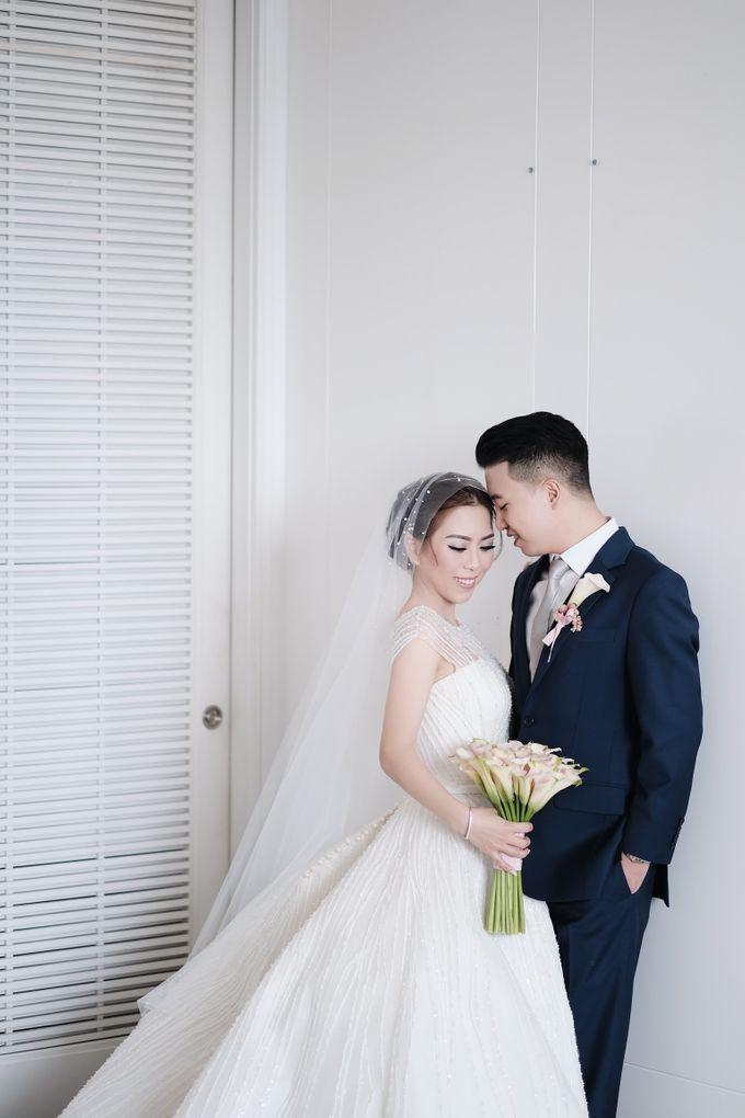 Wedding Day by Dicky - Ming Vina by Hian Tjen - 001