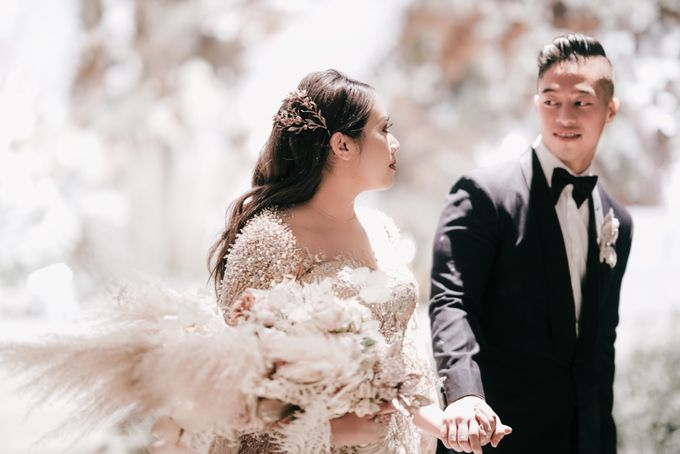 The Wedding of Timothy & Gracia by PRIVATE WEDDING ORGANIZER - 011