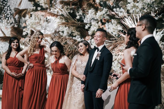 The Wedding of Timothy & Gracia by PRIVATE WEDDING ORGANIZER - 012