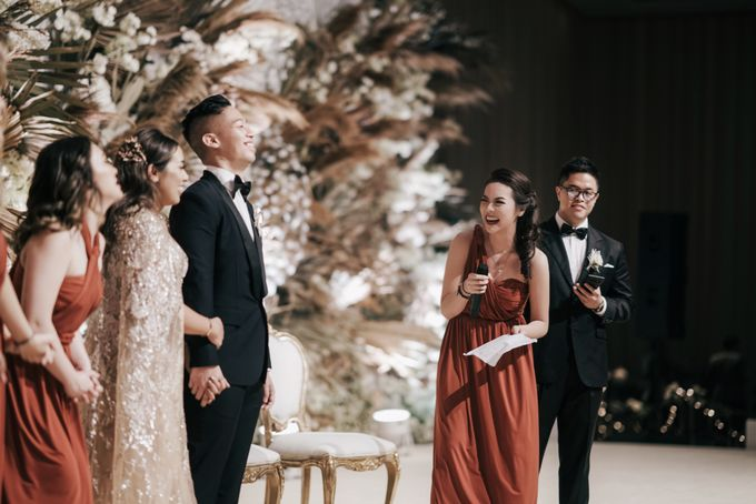 The Wedding of Timothy & Gracia by PRIVATE WEDDING ORGANIZER - 013