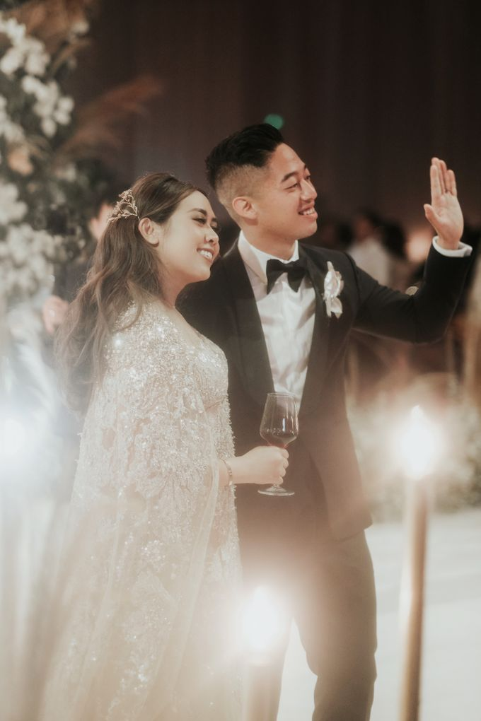 The Wedding of Timothy & Gracia by PRIVATE WEDDING ORGANIZER - 014