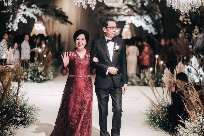 The Wedding of Timothy & Gracia by PRIVATE WEDDING ORGANIZER - 015