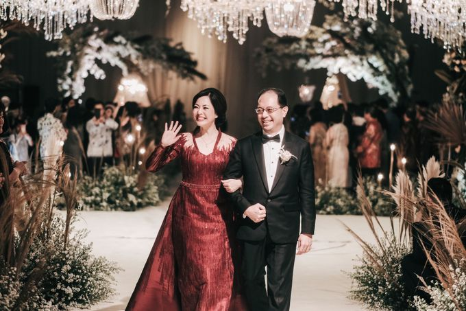 The Wedding of Timothy & Gracia by PRIVATE WEDDING ORGANIZER - 016