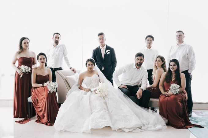 The Wedding of Timothy & Gracia by PRIVATE WEDDING ORGANIZER - 018