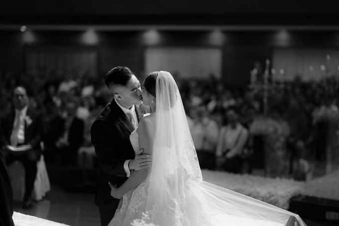 The Wedding of Timothy & Gracia by PRIVATE WEDDING ORGANIZER - 019