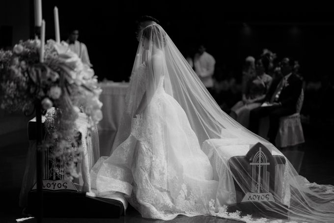 The Wedding of Timothy & Gracia by PRIVATE WEDDING ORGANIZER - 020