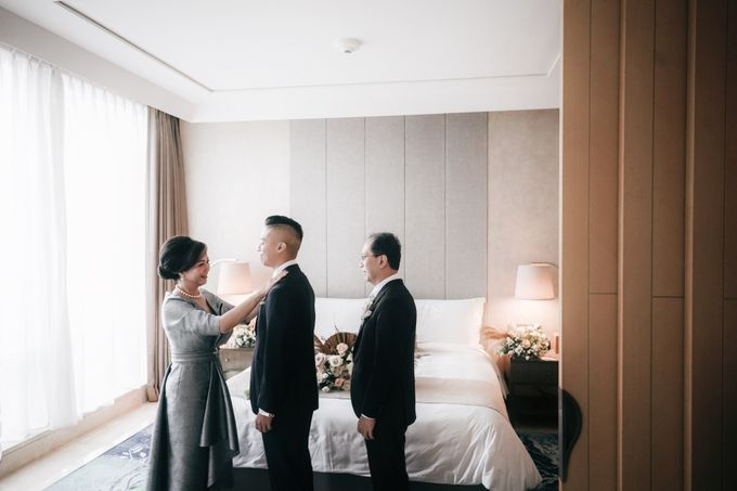 The Wedding of Timothy & Gracia by PRIVATE WEDDING ORGANIZER - 022
