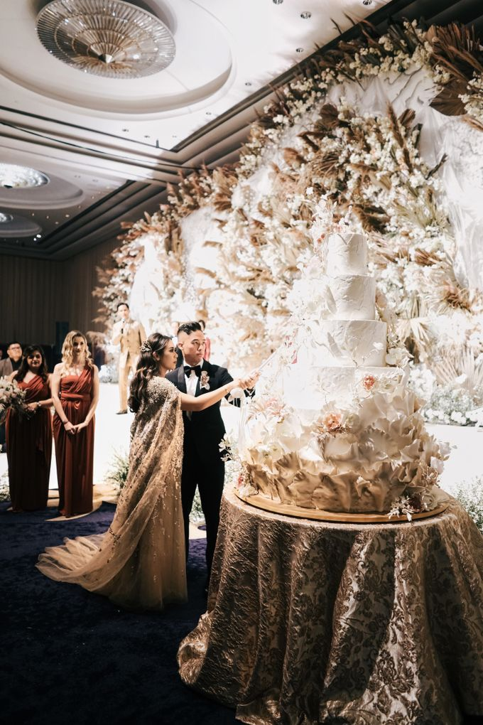 The Wedding of Timothy & Gracia by PRIVATE WEDDING ORGANIZER - 025