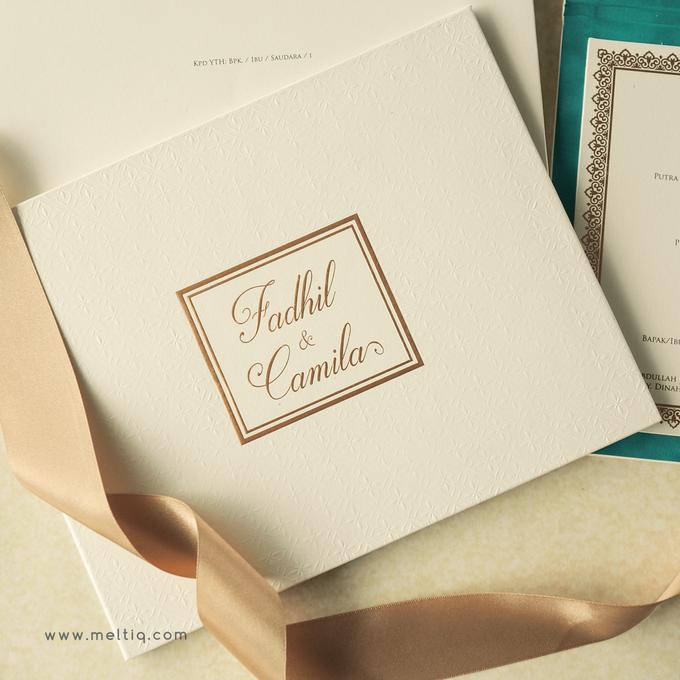 Fadhil & Camila by Meltiq Invitation - 002