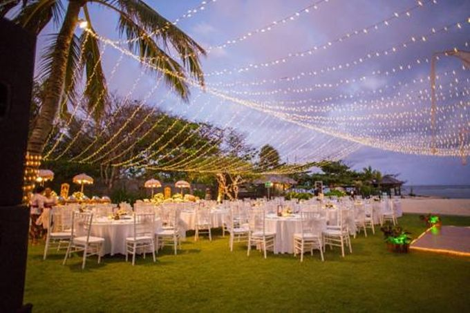 Reception dinner by Nusa Dua Beach Hotel & Spa, Bali - 005