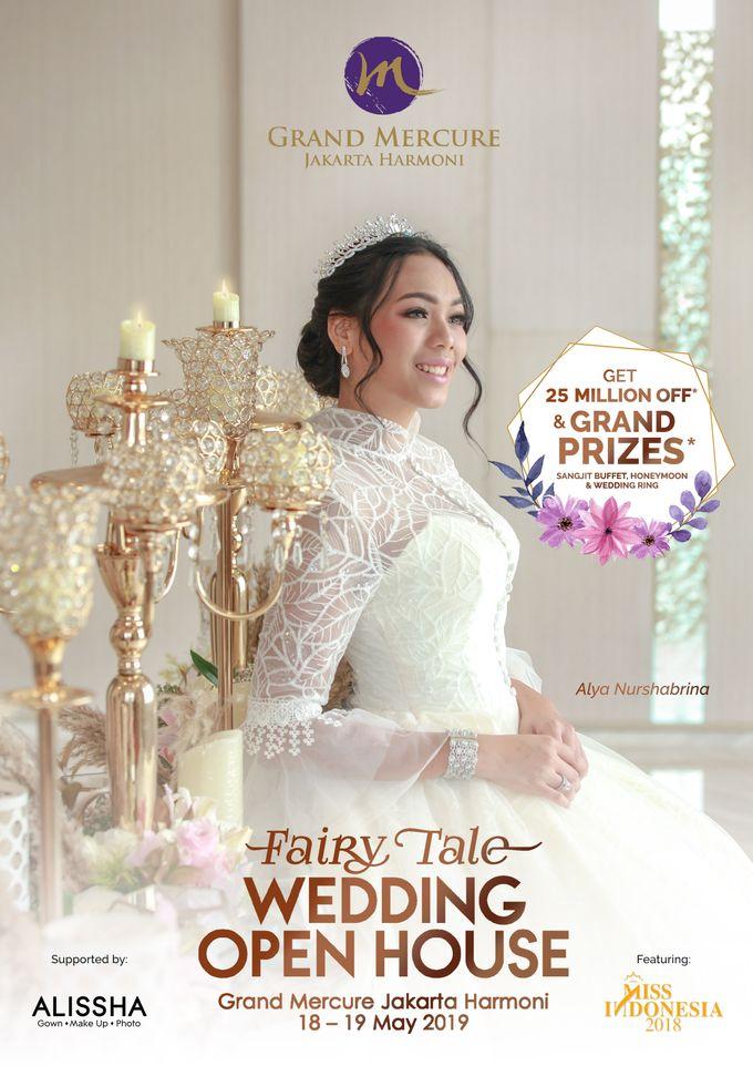 Wedding Open House - Fairy Tale by GRAND MERCURE Jakarta Harmoni - 001