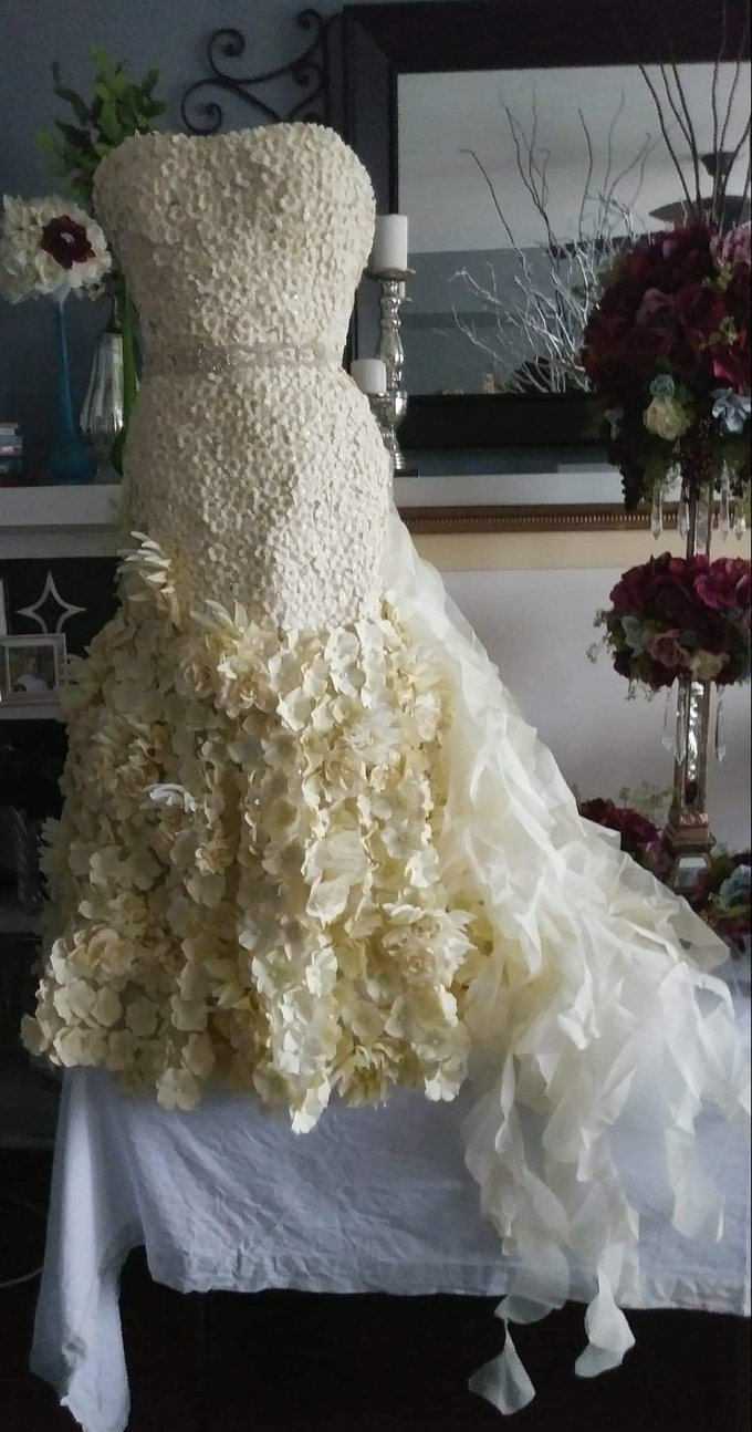 Wedding dress  by Fairytale Unique Decor - 004