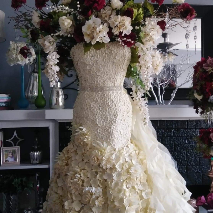 Wedding dress  by Fairytale Unique Decor - 001