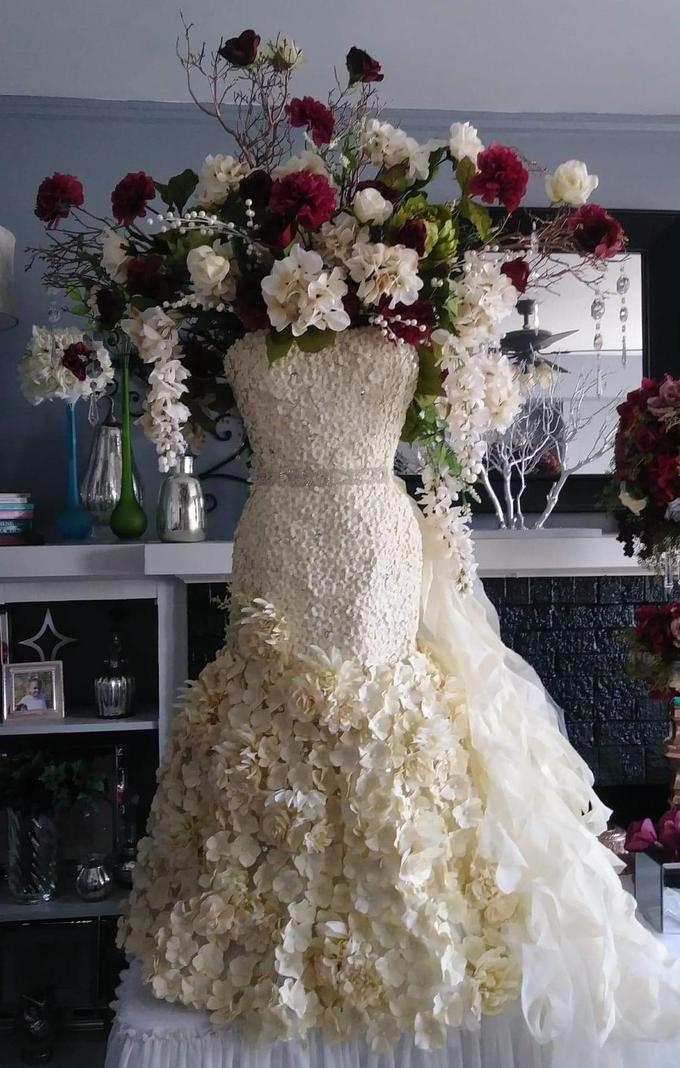 Wedding dress  by Fairytale Unique Decor - 006