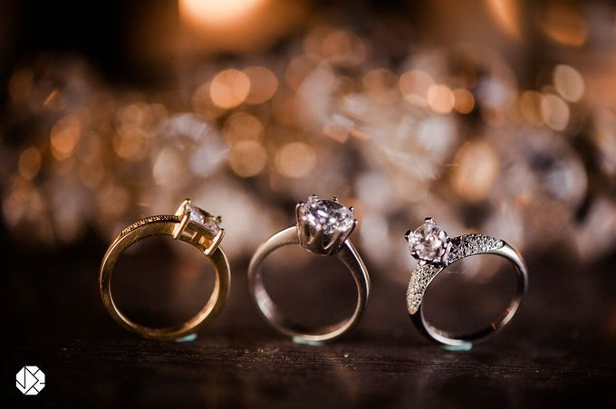 Engagement and Wedding Diamond Rings by Ocampo's Fine Jewellery - 007