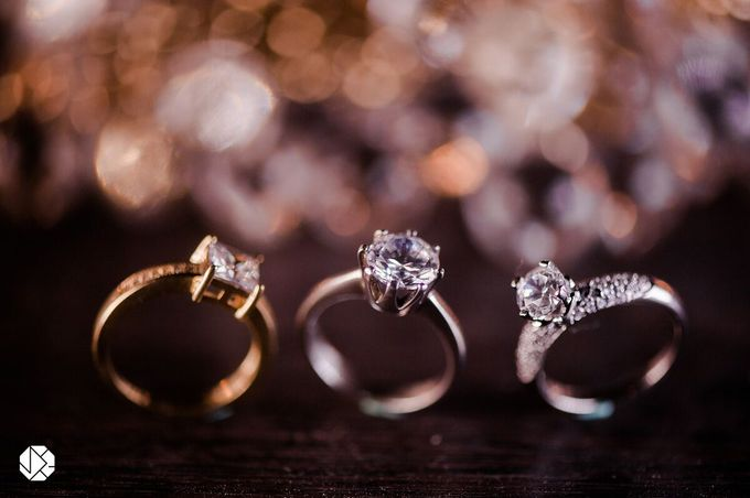 Engagement and Wedding Diamond Rings by Ocampo's Fine Jewellery - 006
