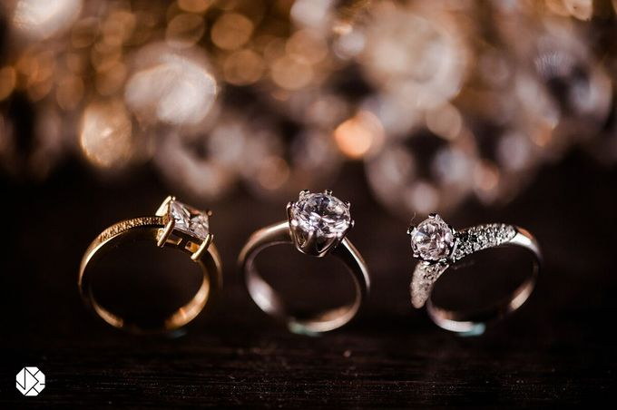 Engagement and Wedding Diamond Rings by Ocampo's Fine Jewellery - 005