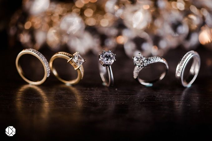 Engagement and Wedding Diamond Rings by Ocampo's Fine Jewellery - 004