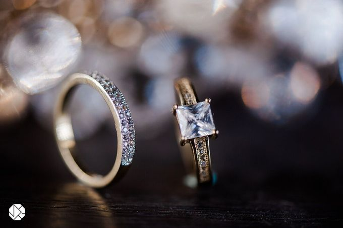 Engagement and Wedding Diamond Rings by Ocampo's Fine Jewellery - 001