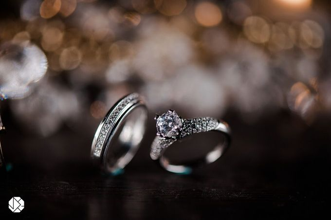 Engagement and Wedding Diamond Rings by Ocampo's Fine Jewellery - 003