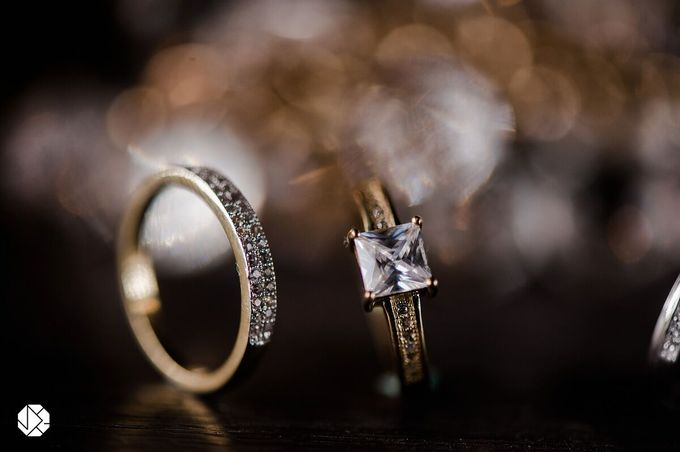 Engagement and Wedding Diamond Rings by Ocampo's Fine Jewellery - 002