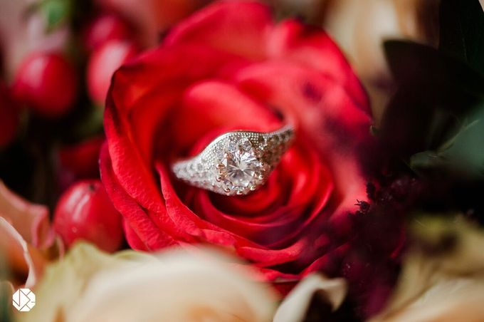 Engagement Rings Fall Bridal Editorial by Ocampo's Fine Jewellery - 009