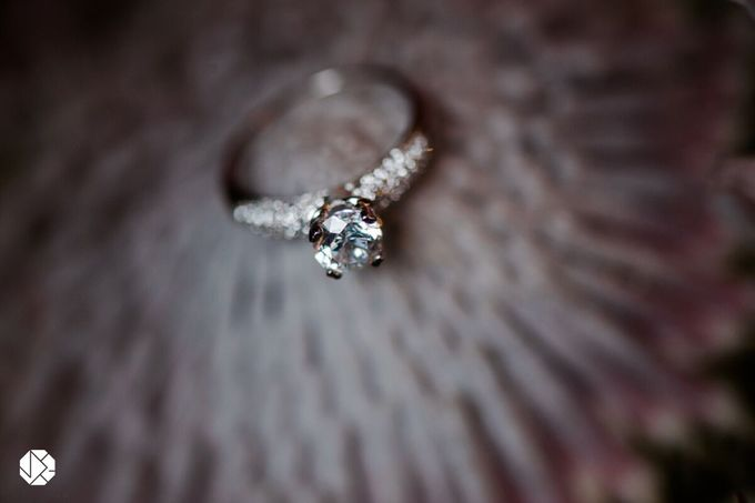 Brilliant Diamond Ring Fall Bridal Editorial by Ocampo's Fine Jewellery - 003