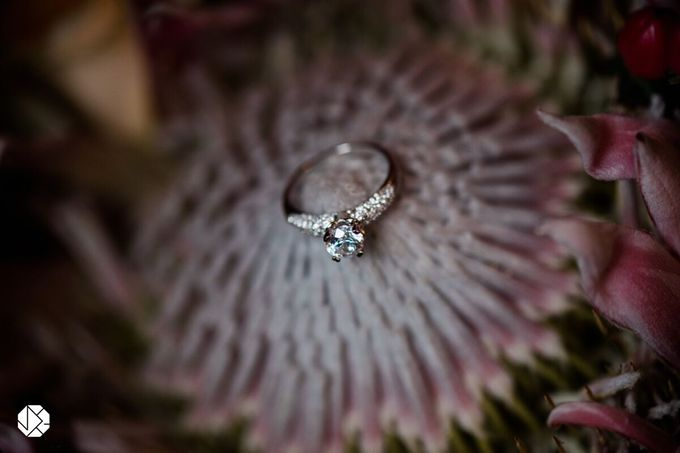 Brilliant Diamond Ring Fall Bridal Editorial by Ocampo's Fine Jewellery - 002