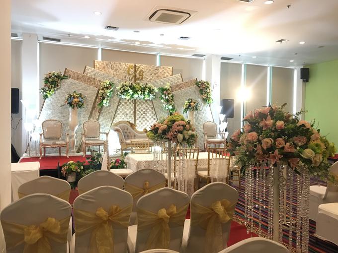 The Wedding of Chreisna & Gyzka by Fame Hotel Gading Serpong - 001