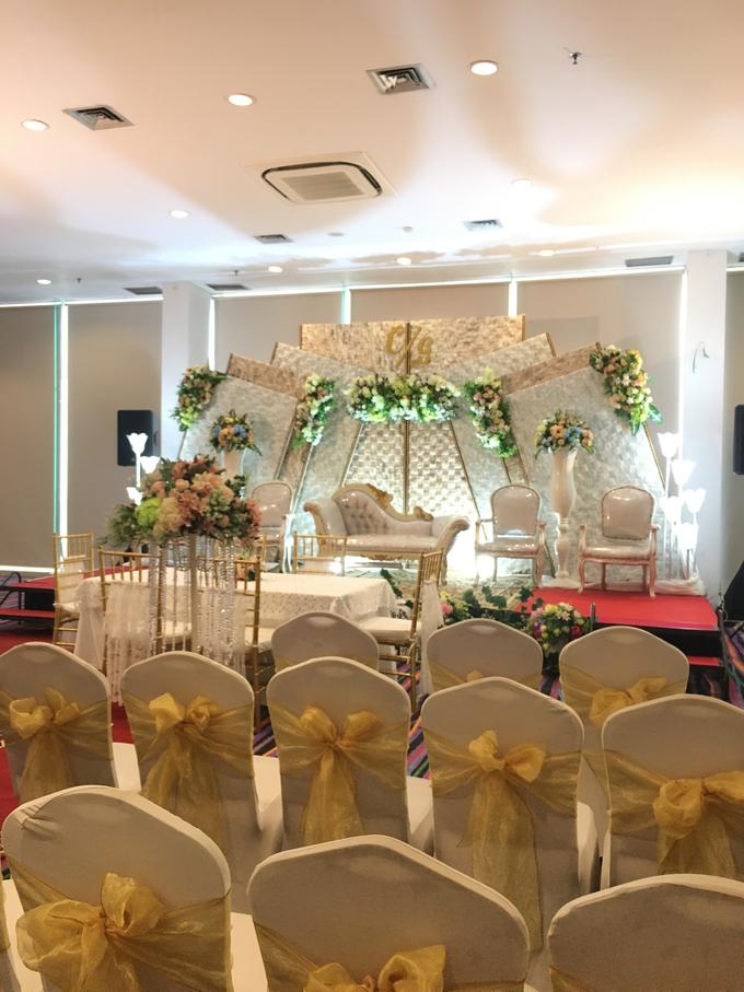 The Wedding of Chreisna & Gyzka by Fame Hotel Gading Serpong - 004