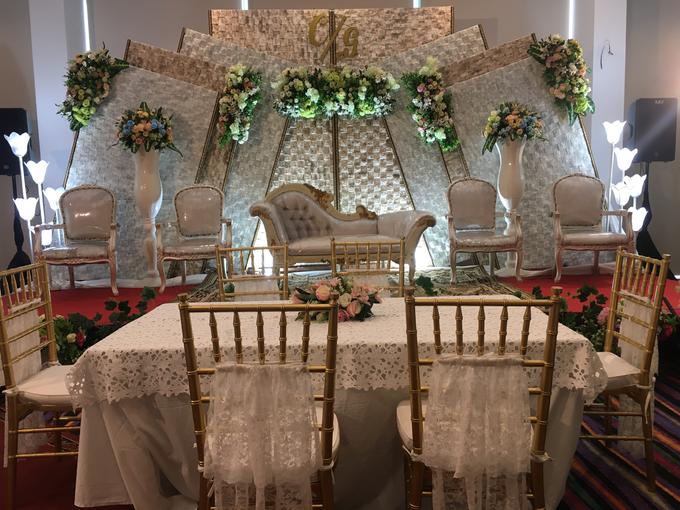 The Wedding of Chreisna & Gyzka by Fame Hotel Gading Serpong - 006