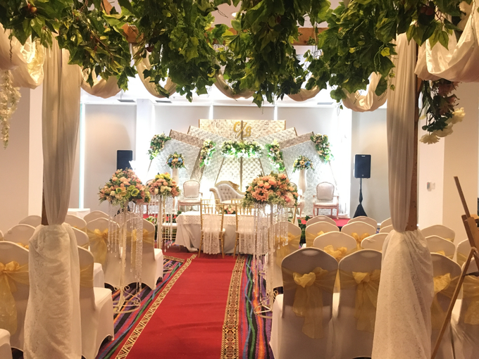 The Wedding of Chreisna & Gyzka by Fame Hotel Gading Serpong - 007
